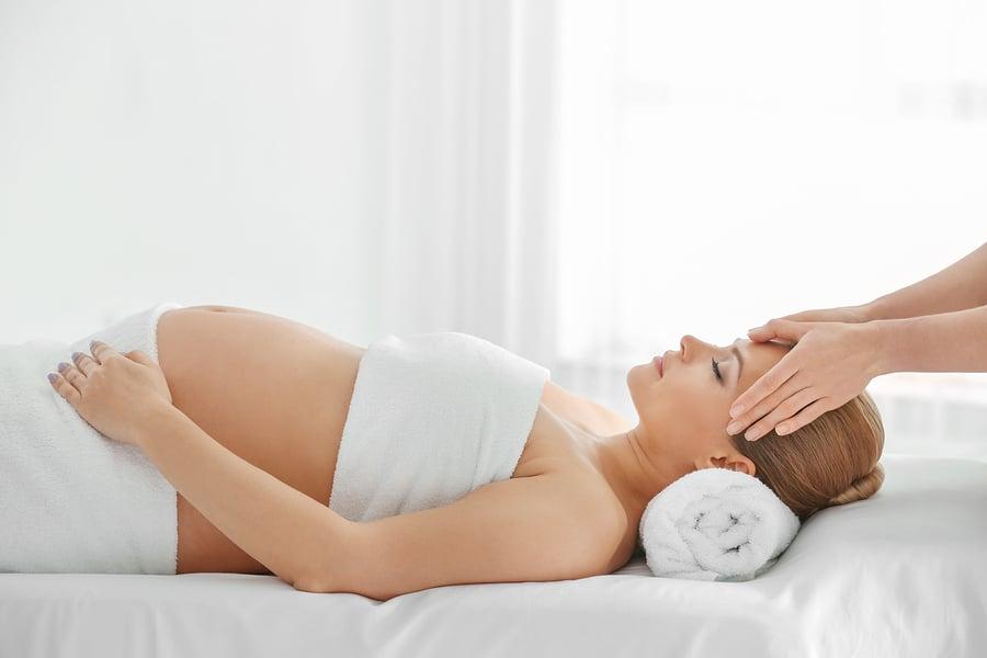 порцедури за лице за бременни