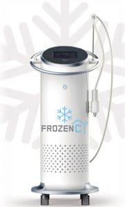 Frozen c криотерапия