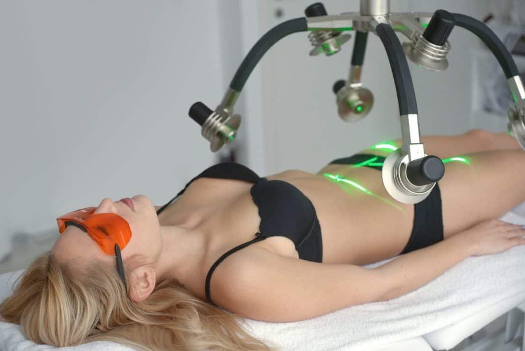 Verju процедура с липолазер
